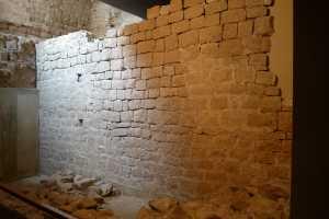 Llenç de muralla