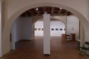Celler, avui sala d'exposicions.