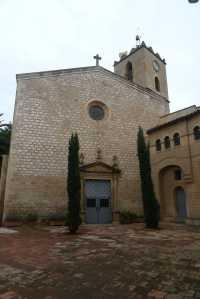 Església dels sants Just i Pastor.