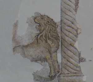 Imatge d'un lleó.