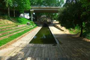Inici del rec Comtal