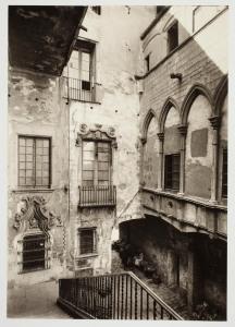Palau Berenguer d'Aguilar 1936 Fons documental del Museu Picasso, Barcelona Fotografia de Jaume Ribera