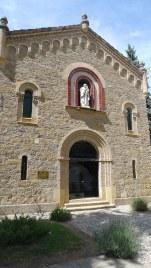 Façana del molí de Sant Josep.