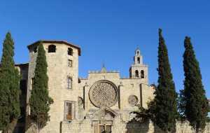 El monestir de Sant Cugat del Vallès