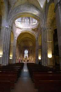 nau església