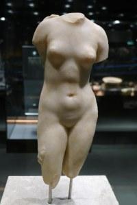 la Venus de Badalona.