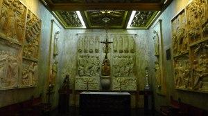 La capella del Bon Consell.