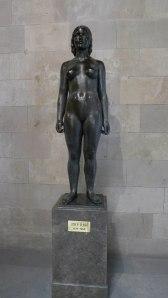 Escultura de Josep Clarà.