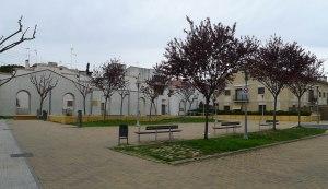 Els jardins de Can Nyol.