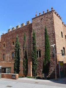 Façana de la  Torre del Baró.
