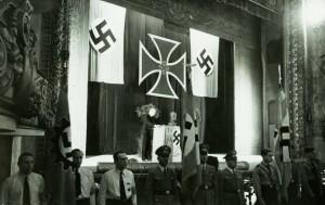 Celebració Dia de los Caidos al Tivoli, 14 de març 1943. AFB