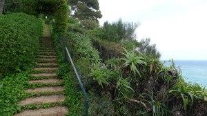 Escalinata del Mar.