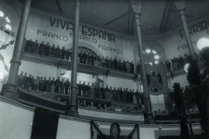 Festa de la Mercè a la presó Model, setembre 1941. AFB.