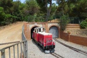 Un dels trens.