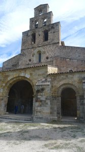 Façana de Santa Maria.