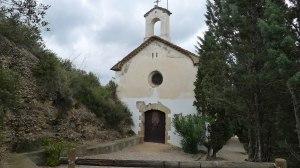 Ermita de Sant Vicenç de Jonqueres a tocar de Sabadell.