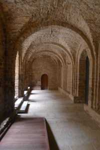 Galilea o atri de l'església.