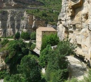Abadia de Sant Miquel del Fai.
