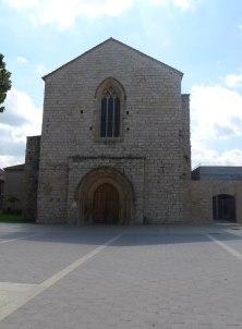 Antiga església de Sant Francesc.