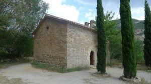 Ermita de Sant Martí.