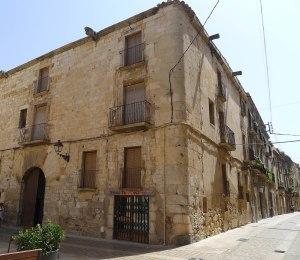 Palau del Castlà.