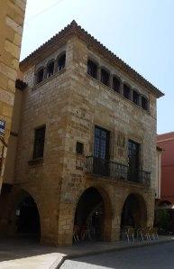 Palau dels Desclergue.