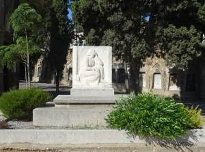 Panteó de Josep Clarà.