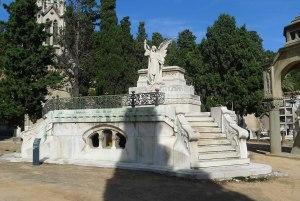 Panteó Eduard Sevilla. Arquitecte Leandre Albareda.