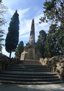 Panteó de Lleandre Albareda.