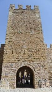 Portal de Sant Jordi.