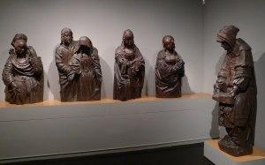 Sant Enterrament. Paisos Baixos o Alemanya. S. XVI.MFM.