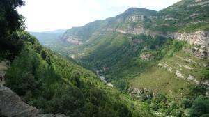 La vall del Tenes.