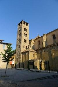 Campanar llombard de la catedral.