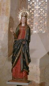 mare de deu a santa maria