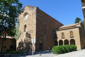 El monestir de Sant Joan de les Abadesses.