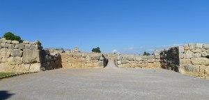 muralla grega
