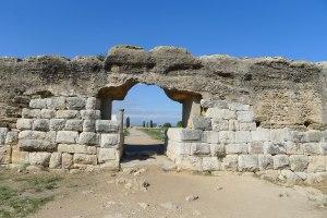 porta muralla romana