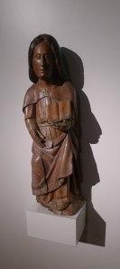Talla de fusta de Sant Joan Evangelista S. XIII.