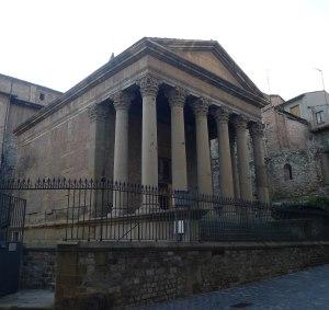 Temple romà del segle II.