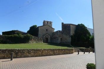Priorat de Sant Sebastià dels Gorgs.