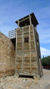 Torre d'assalt romana.