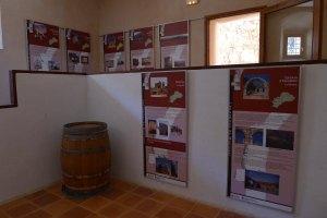 Exposició d'ermites del Priorat.