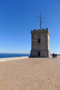 Torre del castell.