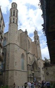 Santa Maria del Mar.