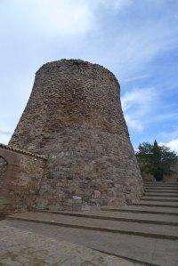 Torre del castell de Cardona.