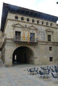 Ajuntament de Vall-de-roures.