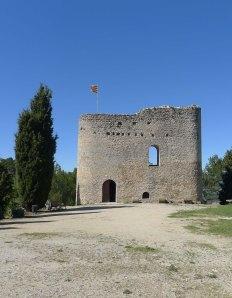 Castell de la Tossa.
