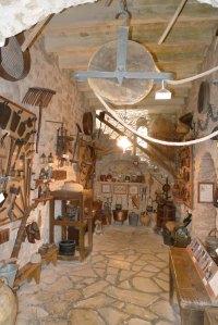 Sala del castell.