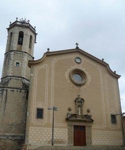 Església de Santa Coloma.