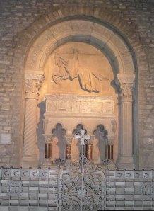 Monument funerari dedicat a Ramon Berenguer III.